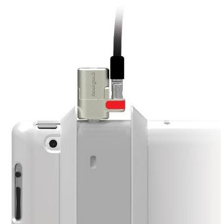Kensington SecureBack Security Case for iPad 2 clicksafe