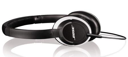 Bose OE2 and OE2i On-ear Headphones black