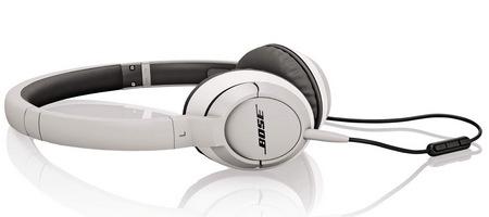 Bose OE2 and OE2i On-ear Headphones white