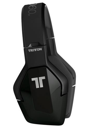 Mad Catz Tritton Detonator Stereo Headset for XBox 360
