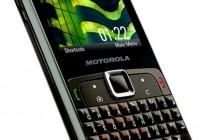 Motorola MOTOKEY Mini EX108 QWERTY Phone
