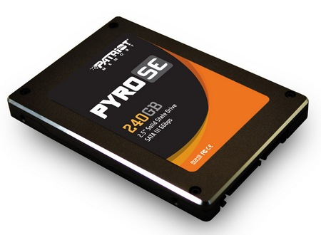 Patriot Memory Pyro SE Solid State Drive