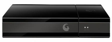 Seagate GoFlex Cinema Multimedia Drive supports HD Playback 1