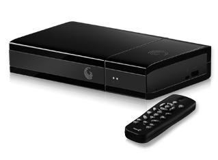Seagate GoFlex Cinema Multimedia Drive supports HD Playback
