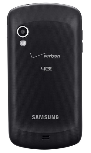 Verizon Samsung Stratosphere LTE Android Smartphone with QWERTY Keyboard back