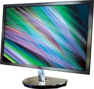 AOC Aire Pro i2353Ph Ultra Slim IPS LED-backlit Monitor