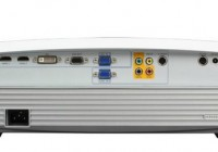 Acer H9500BD Full HD 3D Projector connections