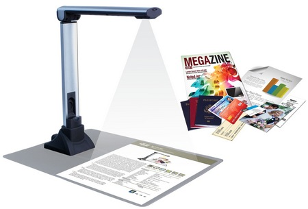 Adesso NuScan 500 and NuScan 510 Visual Presenter 3D Scanner