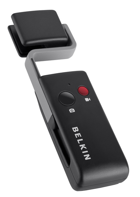 Belkin LiveAction Camera Remote for iPhone and iPod touch
