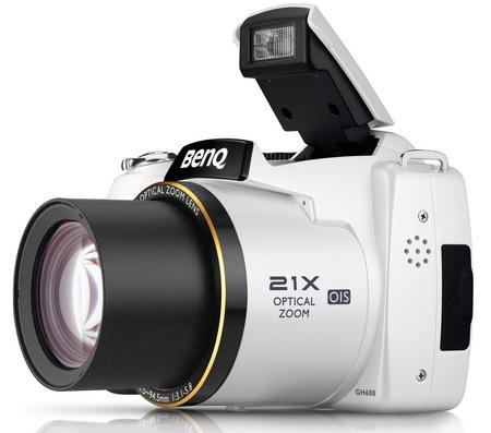 BenQ GH600 21x Super Zoom Camera 1