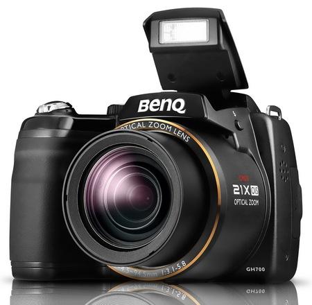 BenQ GH700 21x Super Zoom Camera 1