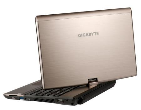 Gigabyte Booktop T1132 Tablet PC