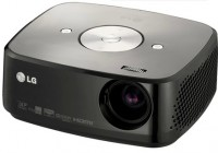 LG HX350T Portable Projector with integrated Digital TV Tuner