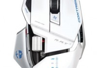 Mad Catz Cyborg R.A.T.7 Contagion Gaming Mouse