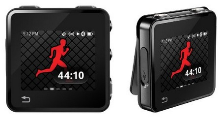 Motorola MOTOACTV Wearable GPS Fitness Tracker is also a Music Player 1