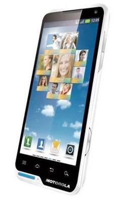 Motorola XT615 Android Smartphone for Taiwan
