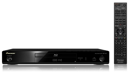 Pioneer BDP-140 Network 3D Blu-ray Player