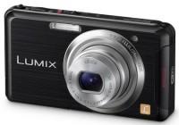 Panasonic LUMIX DMC-FX90 WiFi-enabled Digital Camera