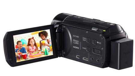 Canon VIXIA HF M52, VIXIA HF M50 and VIXIA HF M500 Full HD Camcorders 2