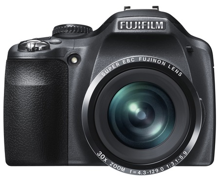 Fujifilm FinePix SL300, SL280, SL260 and SL240 Ultra Zoom Bridge Cameras