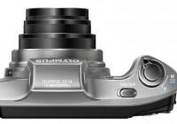 Olympus SZ-12 Compact Long Zoom Camera top