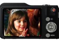Olympus VG-170 Digital Camera back