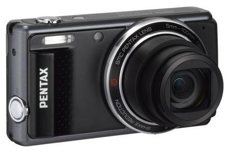 Pentax Optio VS20 Digital Camera with Vertical Shutter Button 1