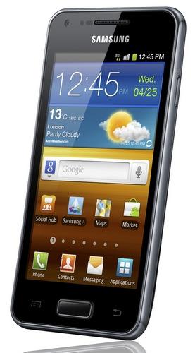 Samsung GALAXY S Advance Mid-range Smartphone