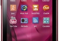 Samsung Wave Y La Fleur Edition