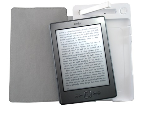 SolarFocus SolarKindle Solar-powered Kindle Cover