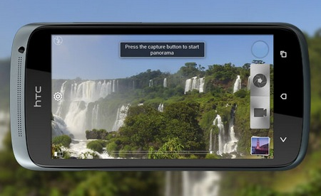 HTC One S Android 4.0 ICS Smartphone Ultra Thin at 7.9mm camera