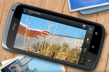 HTC One S Android 4.0 ICS Smartphone Ultra Thin at 7.9mm photos