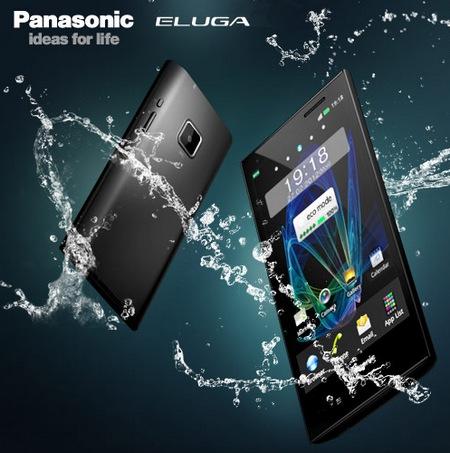 Panasonic ELUGA Waterproof Smartphone Announced in Europe
