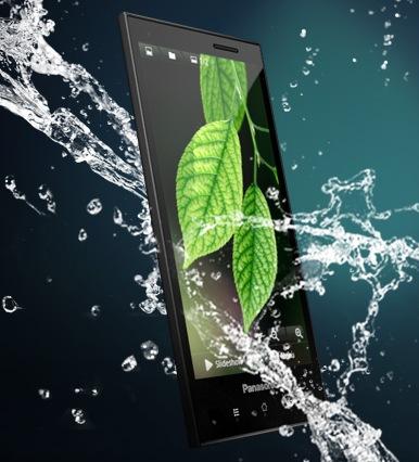 Panasonic ELUGA Waterproof Smartphone Eco