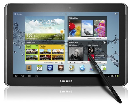 Samsung Galaxy Note 10.1 Tablet with S Pen 1