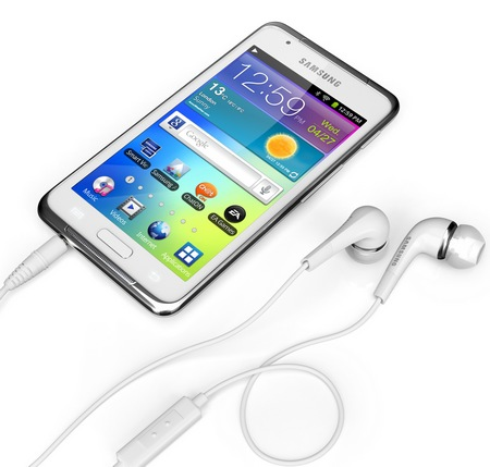 Samsung Galaxy S WiFi 4.2 Android Media Player