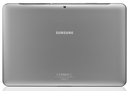 Samsung Galaxy Tab 2 10.1 Android 4.0 ICS Tablet back