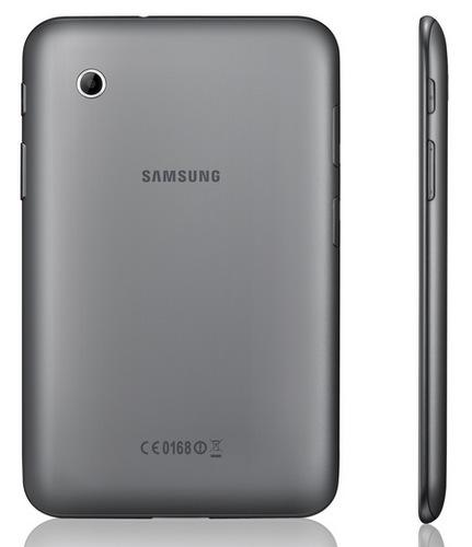 Samsung Galaxy Tab 2 7.0 Android 4.0 ICS Tablet back