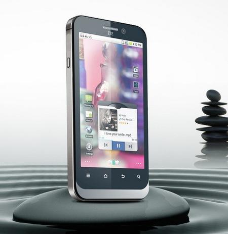ZTE Skate Acqua Android Smartphone