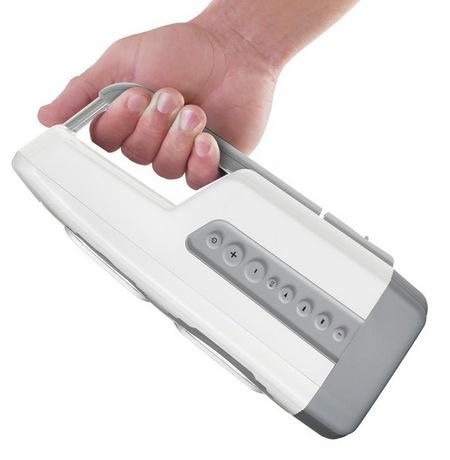BOOMBANG G-GO Waterproof Bluetooth Speaker carrying handle