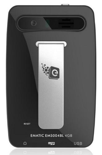 Ematic eSport Clip Portable Media Player 1