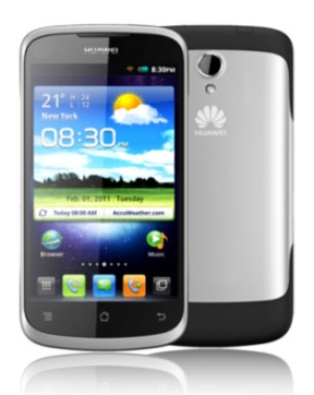 Huawei Ascend G300 Mid-range Android Phone