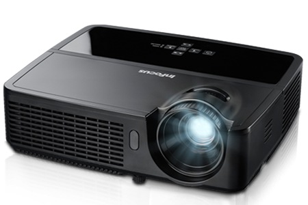 InFocus IN122 and IN124 DLP Projectors 1