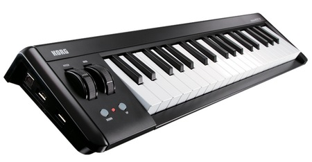 Korg microKEY 37 USB MIDI Keyboard