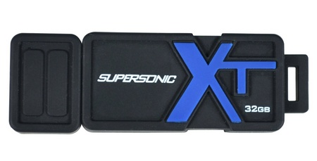 Patriot Memory Supersonic Boost XT Rugged USB 3.0 Flash Drive
