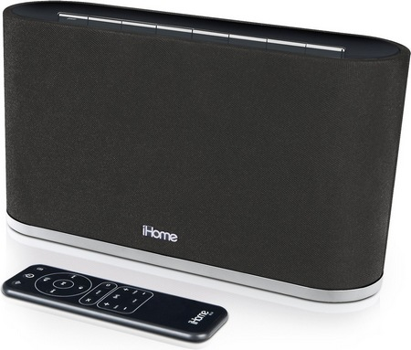 iHome iW2 AirPlay Wireless Speaker