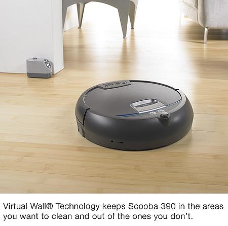 Irobot scooba 390 deals