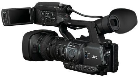 JVC ProHD GY-HM650 Handheld Mobile News Camera 1