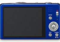 Panasonic LUMIX DMC-SZ1 10x zoom slim camera back