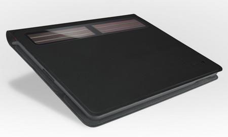 Logitech Solar Keyboard Folio for iPad 1